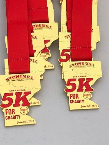 5K for Charity 2019 thumbnail