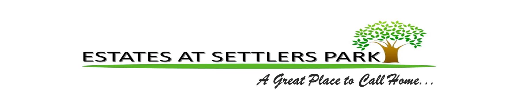 Estates at Settlers Park OA cover