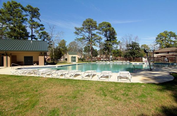 West Pool: Our West Pool was recently resurfaced, and features full shade for users of the baby pool. thumbnail