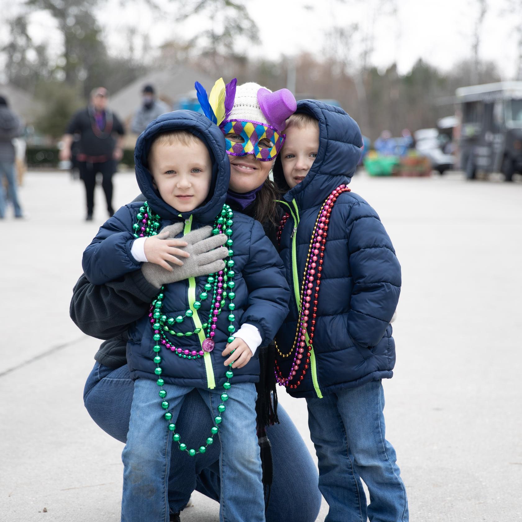 Mardi Gras Event - February 13, 2021 thumbnail